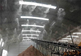 高压微雾除尘设备