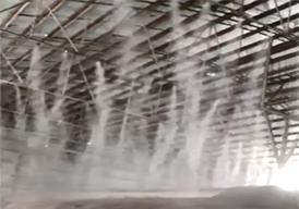 车间喷雾降尘有哪些优势?