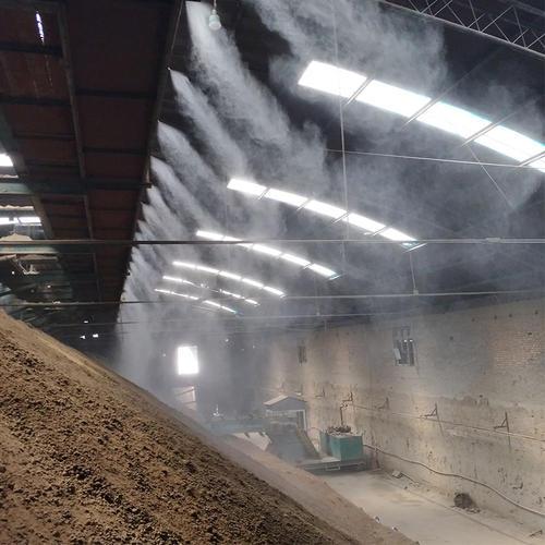 超声波干雾抑尘的应用你知道吗?