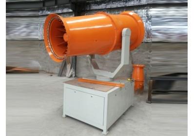 水雾化雾炮机实用范畴有哪些你知道吗?