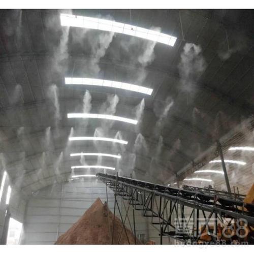 喷雾降尘系统对水质的影响你知道吗?