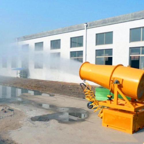 雾炮机如何维护和保养