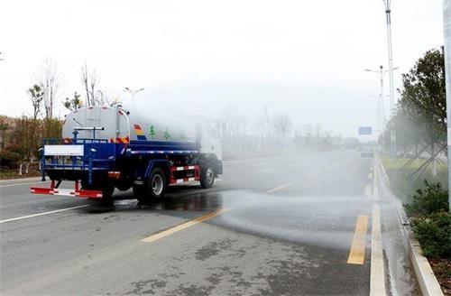 雨天使用洒水车洒水是否有必要?