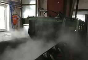 皮带转接点-干雾抑尘